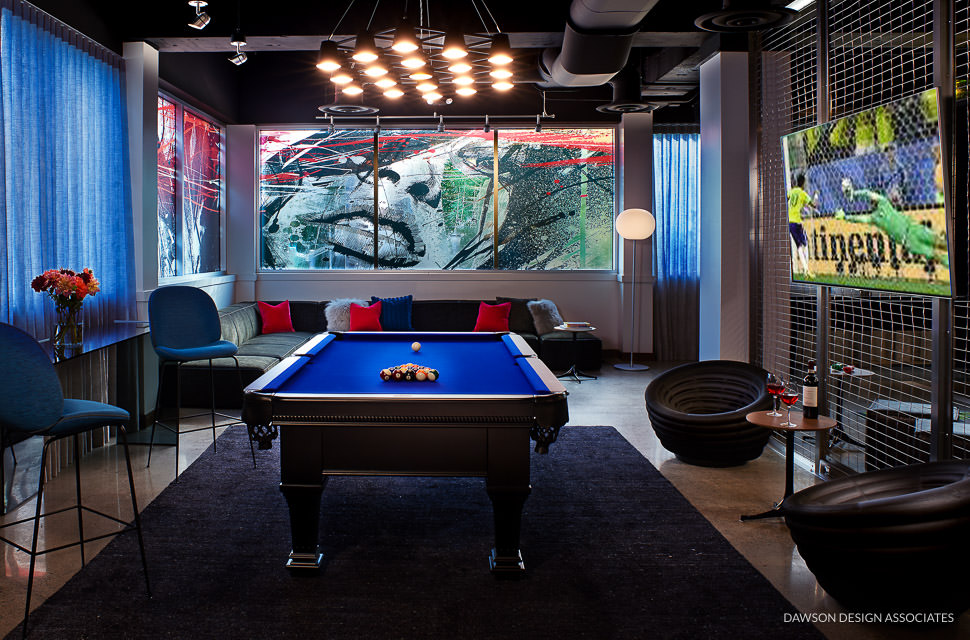 Hotel Modera Game Room